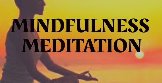 30 seconds of Mindfulness Meditation