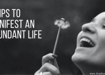 9 Tips To Manifest An Abundant Life