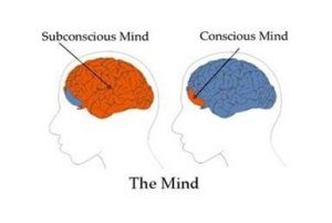 subconscious mind and conscious mind